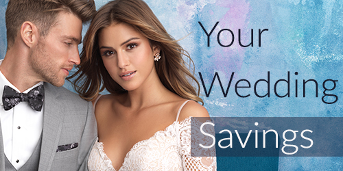 Your wedding savings